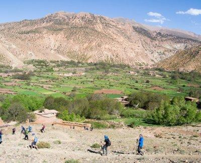 Excursión al Valle de Ourika Alto Atlas