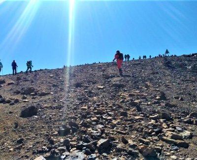 Montaña + desierto Toubkal y desierto 6 días
