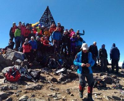 Trekking al Toubkal