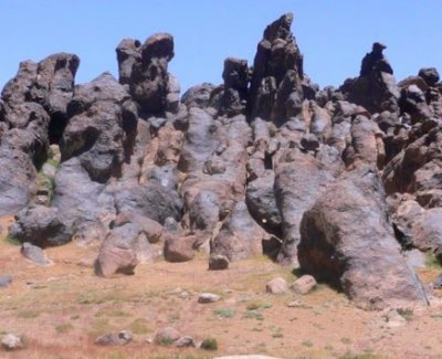 Ascensión al Jbel Siroua 5 días Ruta 2