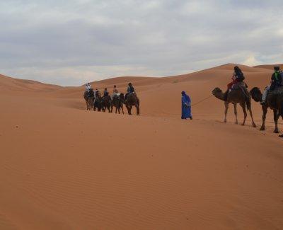 Excursión al desierto del Sáhara - 5 días