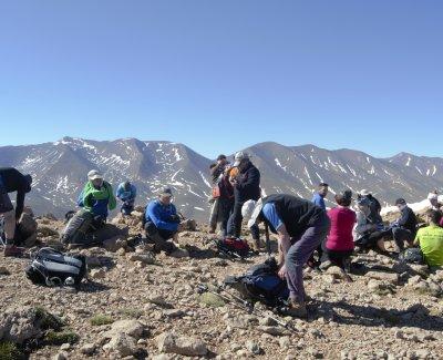 Las dos 4000 m Toubkal y MGoun 8 Días