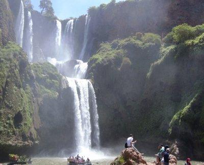 Excursión a Cascadas de Ouzoud