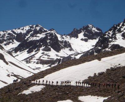 Ascensión al Toubkal 6 días