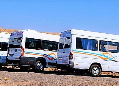 Transporte Marrakech Imlil