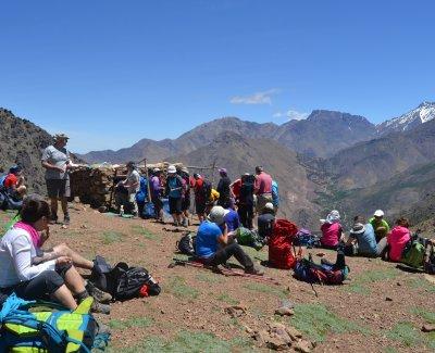 Senderismo por los Valles del Atlas 2 días