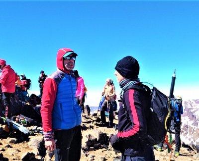 Montaña + desierto 5 días viajes combinados 2 actividades en una